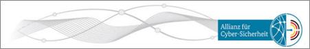 Logo: Allianz für Cyber-Sicherheit