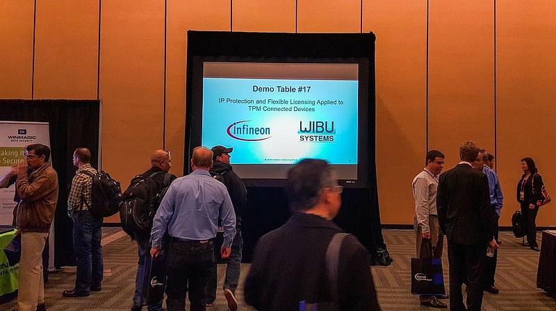 a97e2278a817 RSA Conference  Wibu Systems