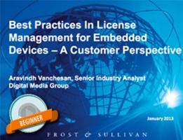 Sicheres Lizenzmanagement als Herzstück für Embedded-Systeme und Integritätsschutz