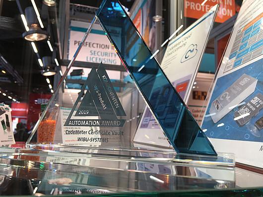 WIBU Automation Award