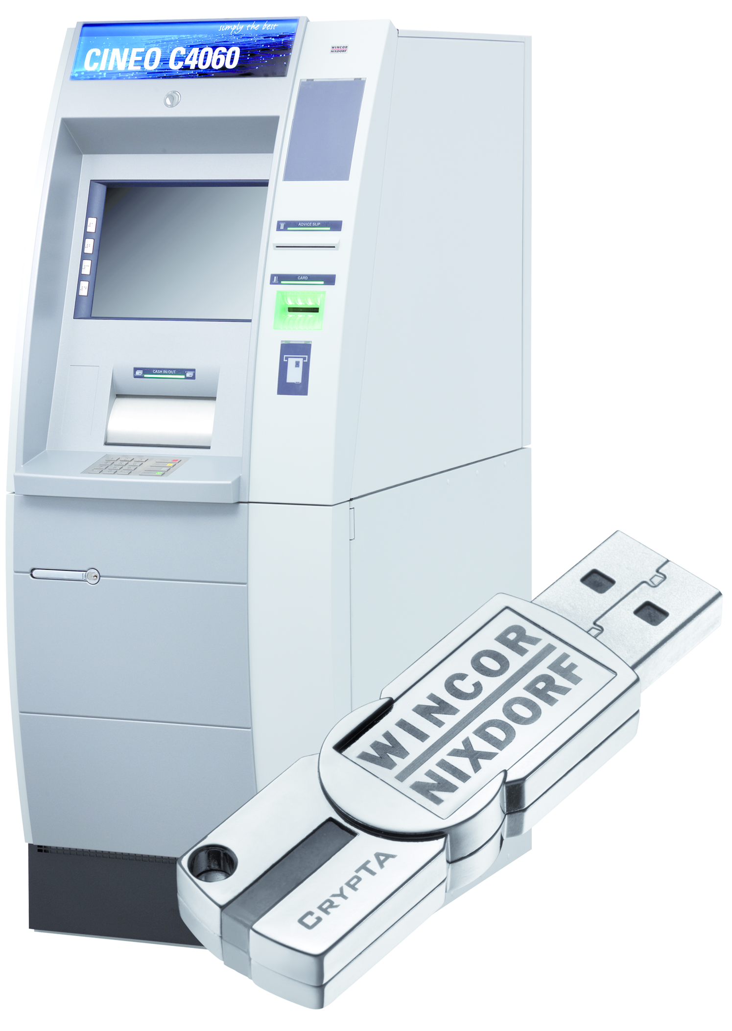 Wibu-Systems and Wincor Nixdorf join forces to increase security: Wibu  Systems