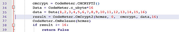 """Funktion """"CmCrypt2"""""""