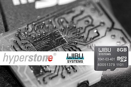 Hyperstone conferisce ulteriore vigore alla sicurezza di Wibu-Systems