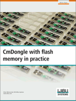 Wibu-Systems White Paper: CmDongle with flash memory in practice