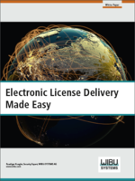 Electronic License Delivery Made Easy