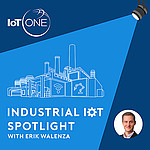 IoT ONE: Industrial IoT Spotlight Audiopodcast