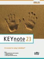 Wibu-Systems KEYnote 23