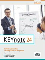 Wibu-Systems KEYnote 24