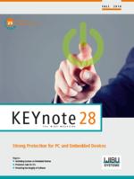 Wibu-Systems KEYnote 28