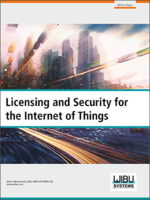 Wibu-Systems White Paper: Licensing and Security for the Internet of Things