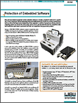 Flyer: Protection of Embedded Software