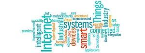 Tag Cloud Internet of Things,