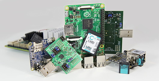 Wibu-Systems CodeMeter Hardware with Boards