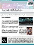 Case Study d3 Technologies