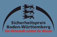 Safety Award Baden-Wuerttemberg