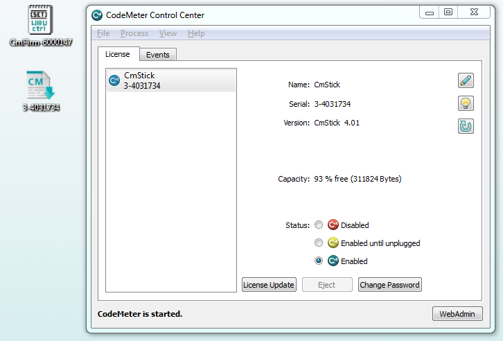 Your first steps with CodeMeter UFC: Wibu Systems