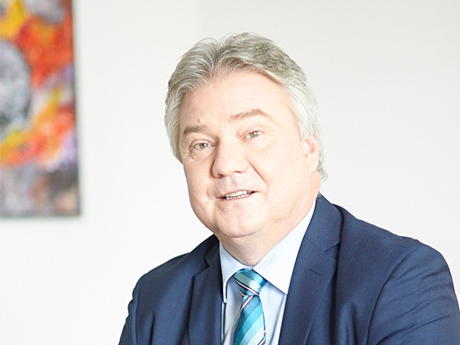 Oliver Winzenried - CEO von Wibu-Systems