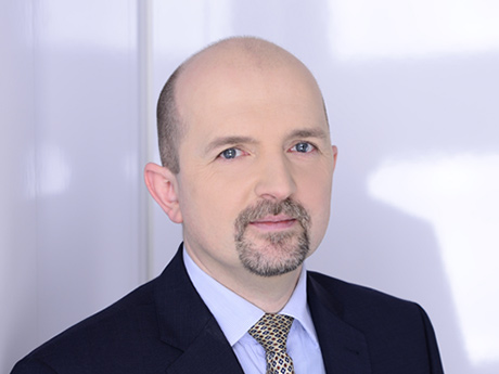 Picture of Ruediger Kuegler - Security Expert, VP Sales
