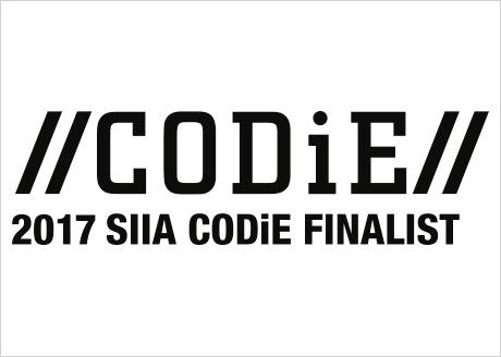 CODiE 2017 Finalist Logo - CodeMeter Finalist