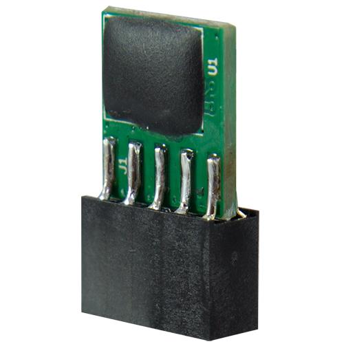 Klein und kompakt: der neue CmStick/IV für die interne USB-Schnittstelle.